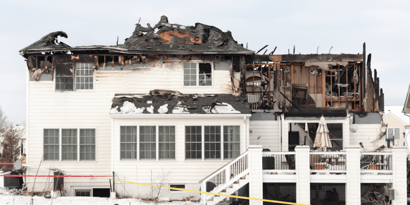 Fire Damage Repairs to West Palm Beach Homes