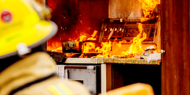 Choose Titan Restoration for Repairs and Remodeling to Your Fire Damaged Boca Raton Home