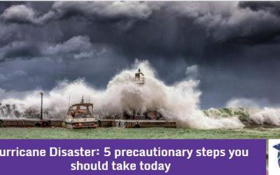 Hurricane Disaster: 16 precautionary steps you should take today