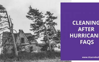 Cleaning After Hurricane: FAQs