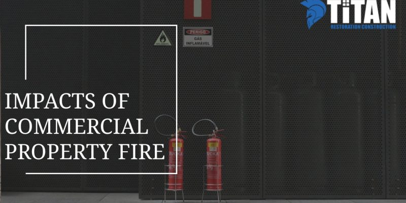 office fire impacts