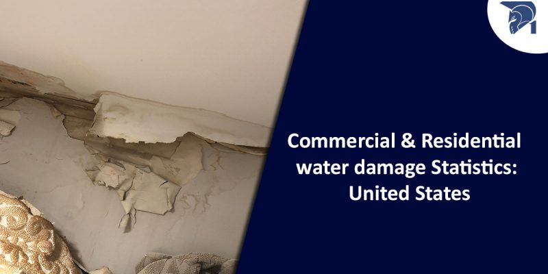 Commercial & Residential Water Damage Statistics: United States