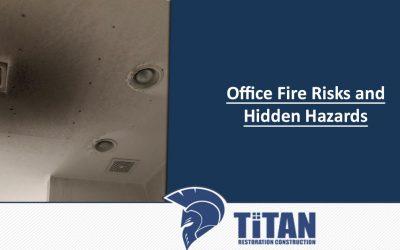 Office Fire Risks and Hidden Hazards