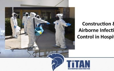 Construction & Airborne Infection Control in Hospitals