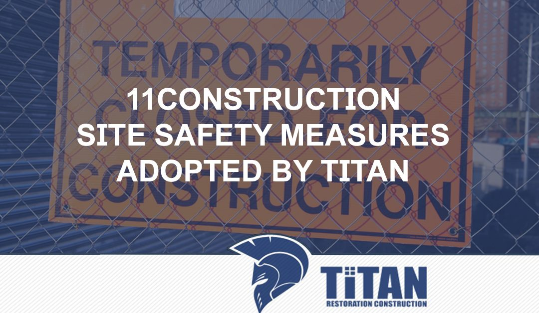 11 Construction Site Safety Measures Adopted by Titan