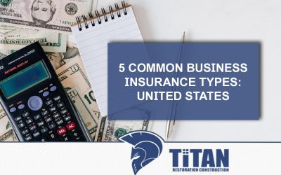 5 Common Business Insurance Types: United States