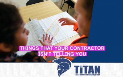 Things That Your Contractor Isn't Telling You