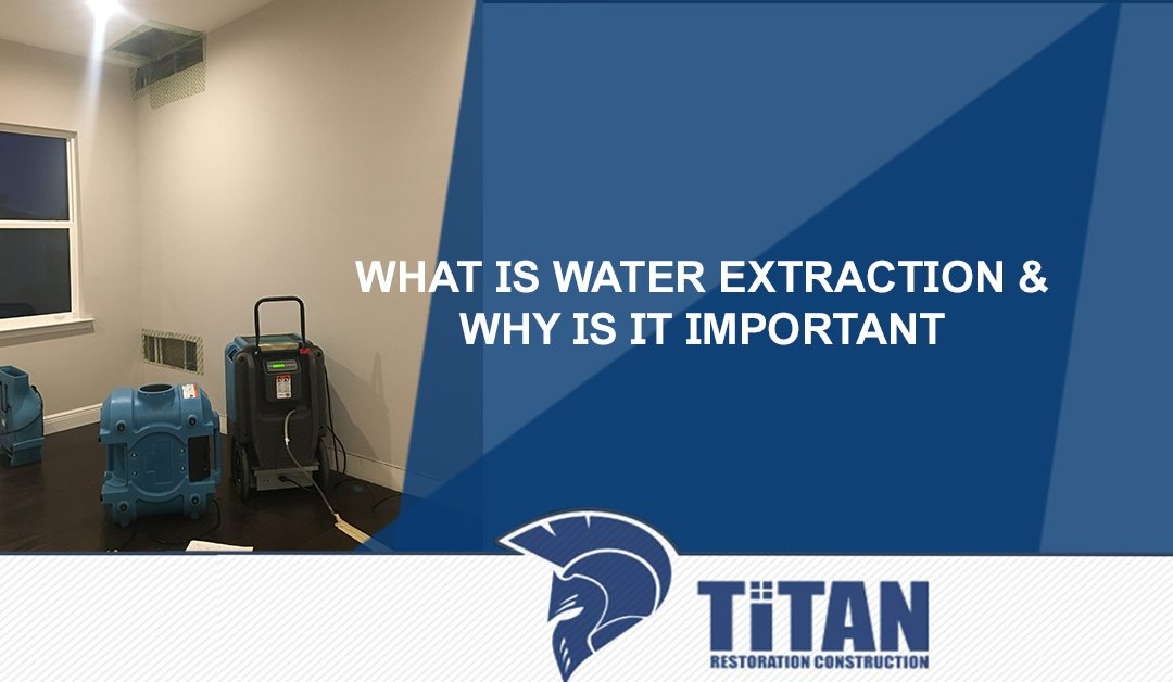 What is Water Extraction & Why is it Important