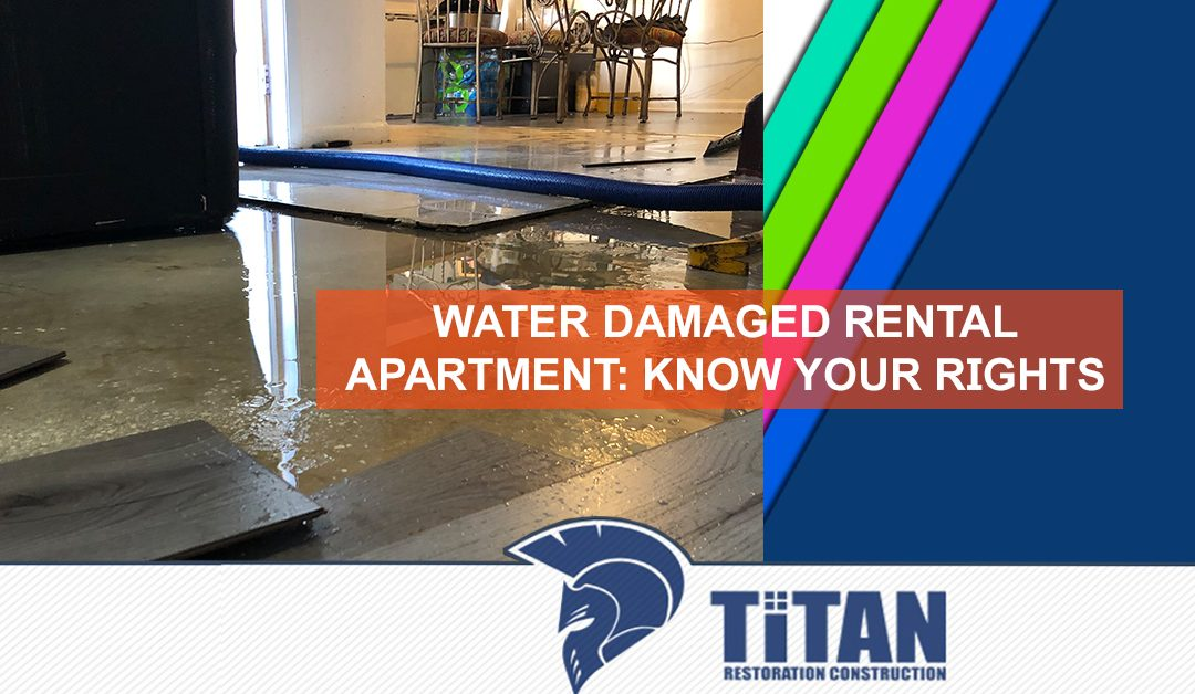Water Damaged Rental Apartment: Know Your Rights