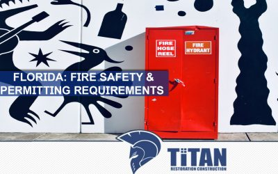 Fire Safety & Permitting Requirements in Florida