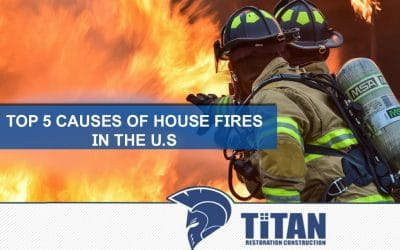 Top 5 Causes of House Fires in the U.S
