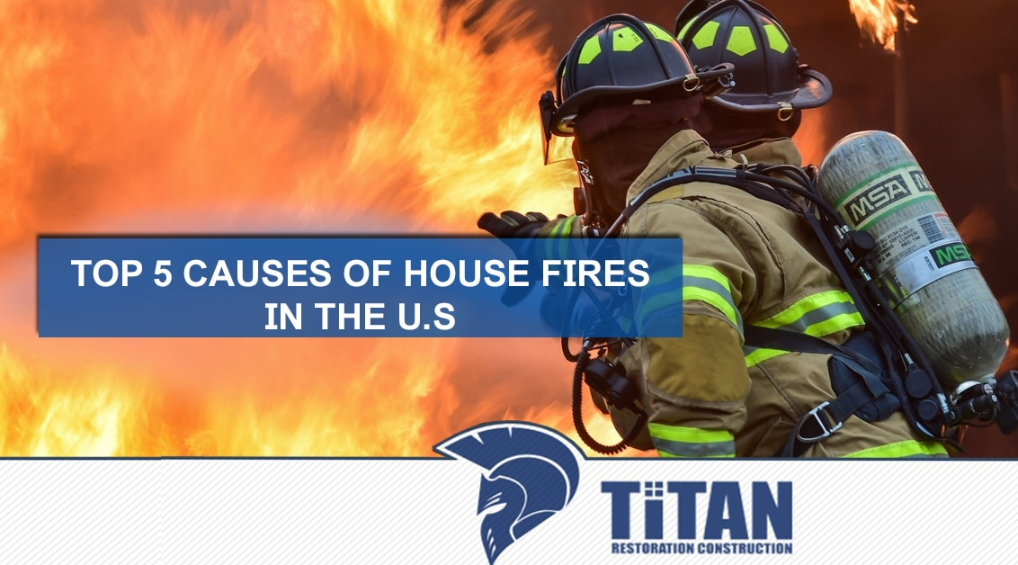 Top 5 Causes of House Fires in the U