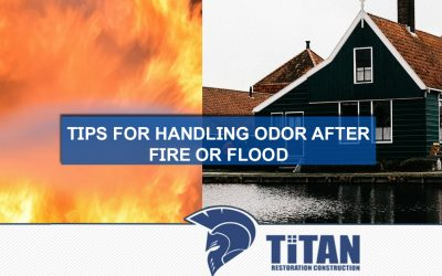 Tips for Handling Odor after Fire or Flood