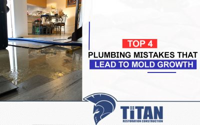 Top 4 Plumbing Mistakes That Lead To Mold Growth
