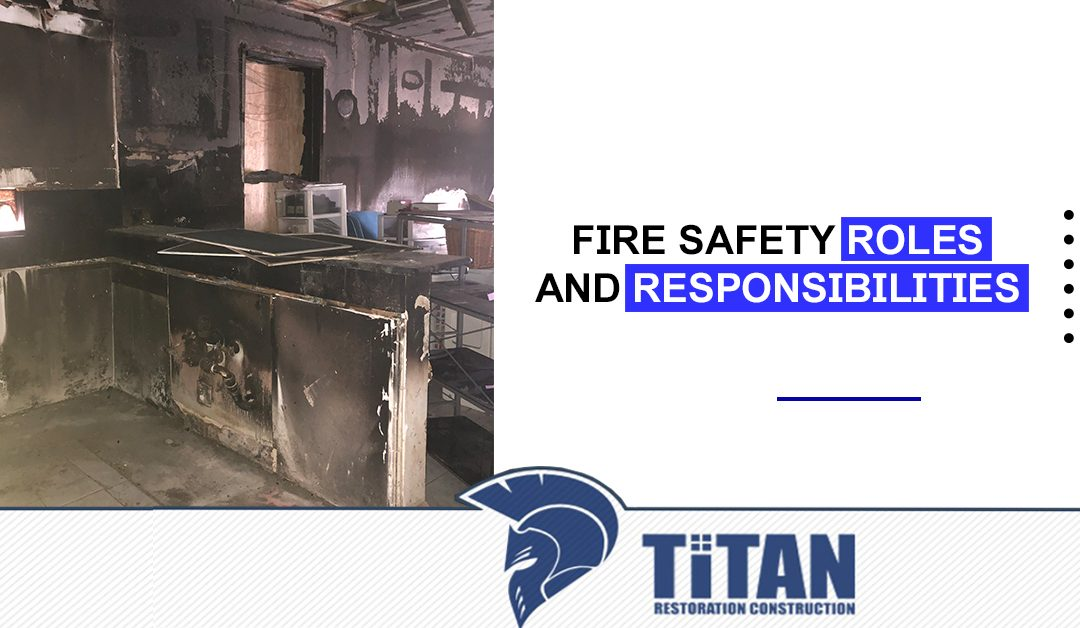 Fire Safety Roles & Responsibilities